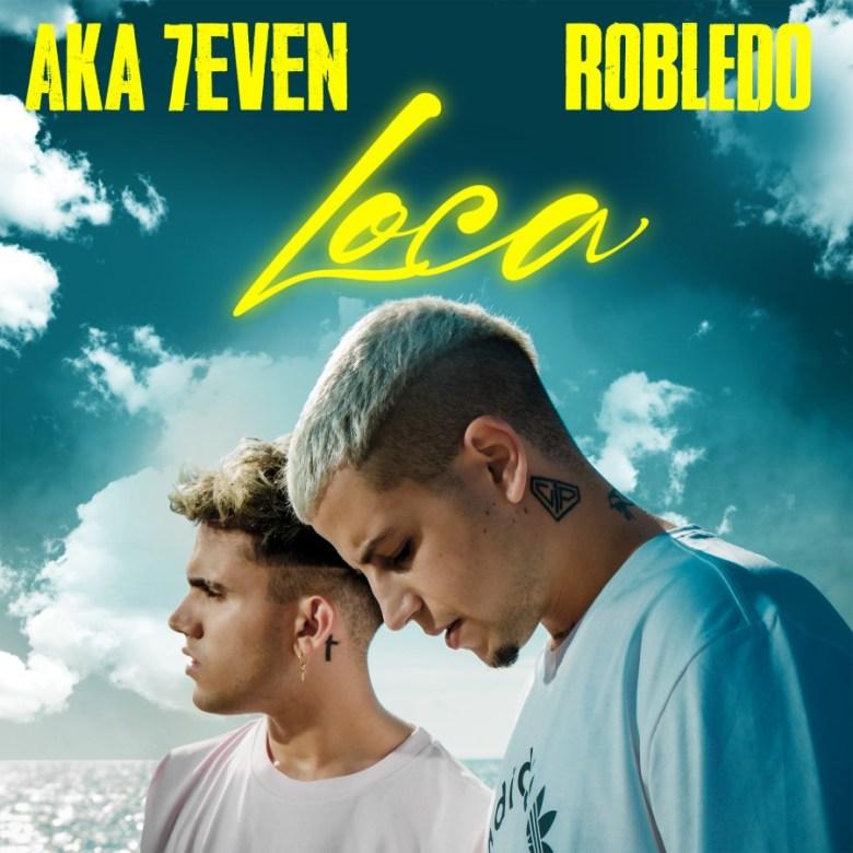 Loca, cover, Aka7even, Robledo