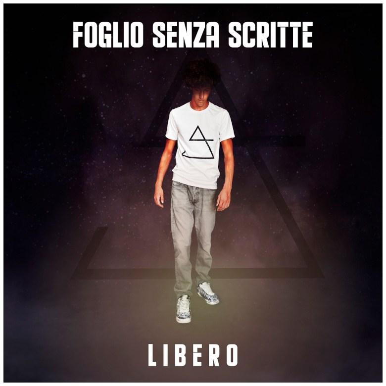 """""""Foglio Senza Scritte"""", Libero"""
