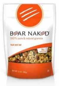 Bear Naked Granola Sample