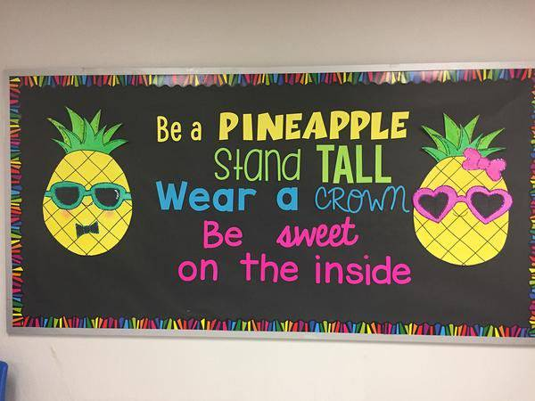 Back To School Bulletin Board Ideas Passion For Savings