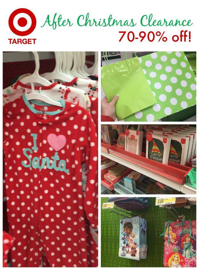 Target After Christmas Clearance 2015 At 90 Off