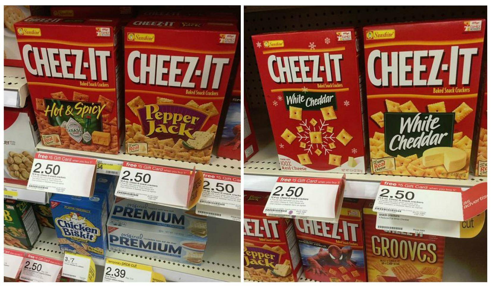 Printable Cheez It Coupons Cheez It And Canada Dry 2