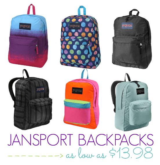 Jansport Backpacks For School