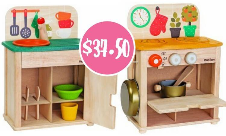 Best Price On Plan Toys Kitchen Set