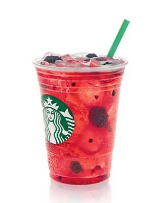 Free Starbucks Refreshers
