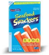 Seafood Snackers Coupon