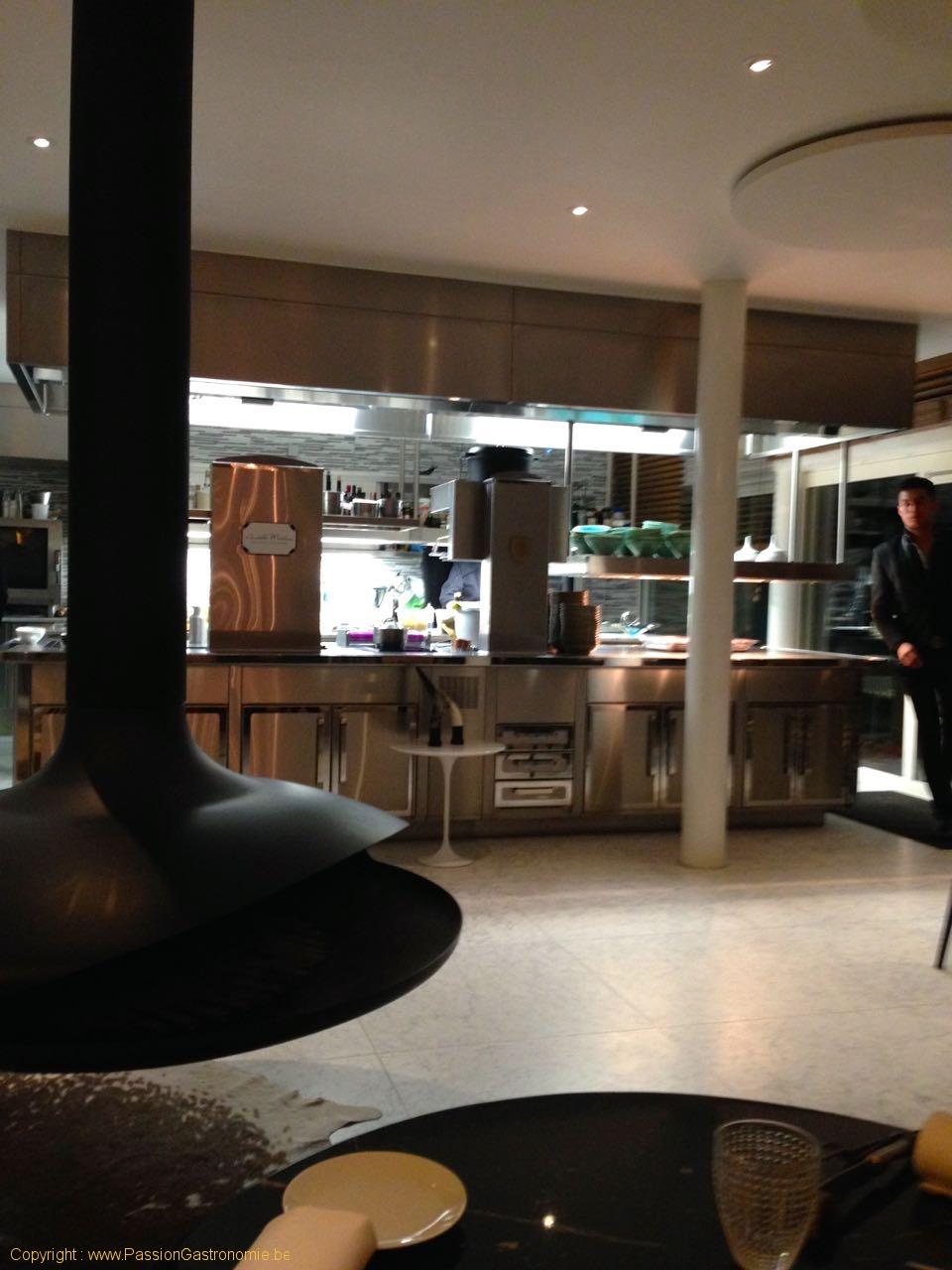 Restaurant Arabelle Meirlaen : la cuisine