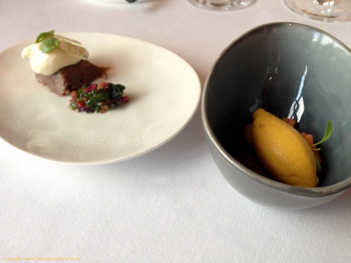 Restaurant Au Gré du Vent - Joue de boeuf