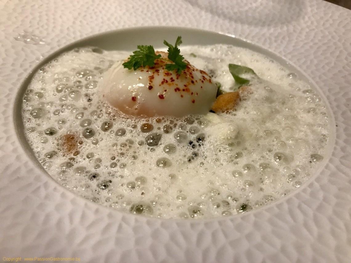 Restaurant Bistro Racine - Oeuf 63°
