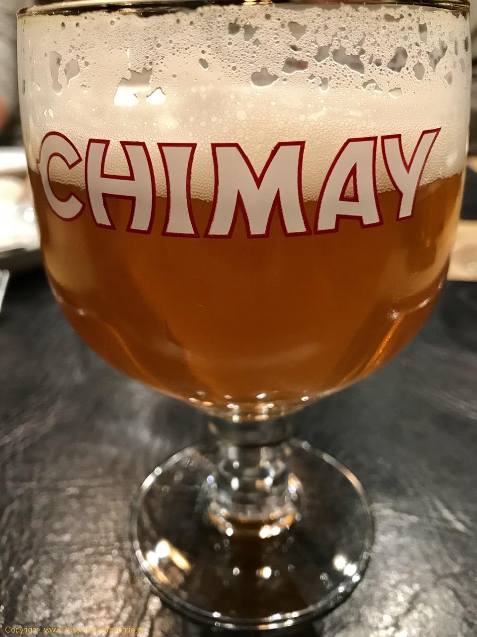 Restaurant Ferme des 4 saisons - Chimay blanche