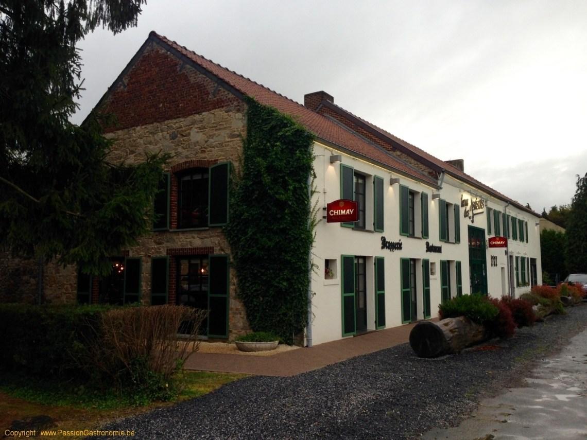 Restaurant La Ferme des 4 Saisons - Le bâtiment