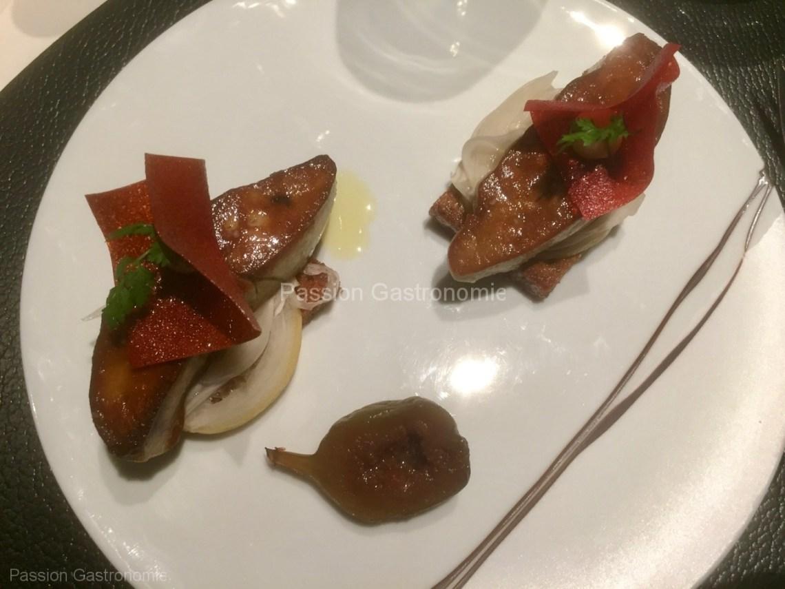 Restaurant La Plage d'Amée - Foie Gras