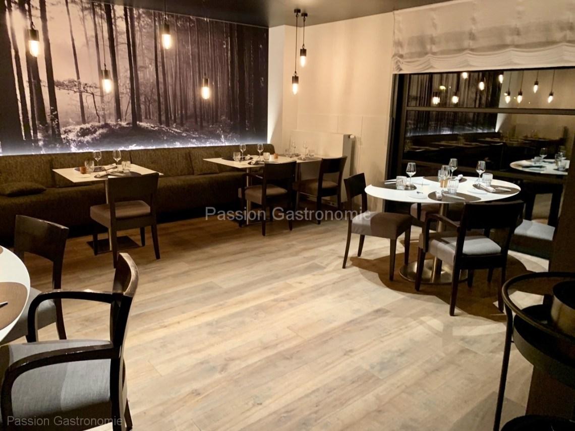 Restaurant La Plage d'Amée - La salle