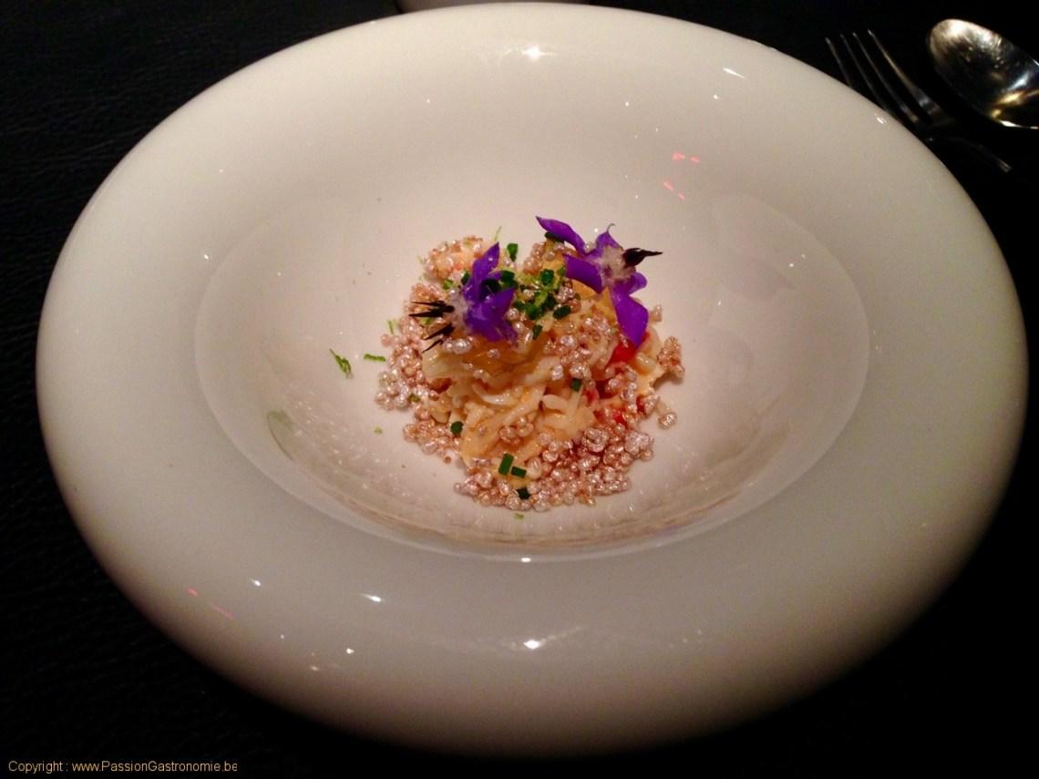Restaurant La Villa In The Sky - King Crabe