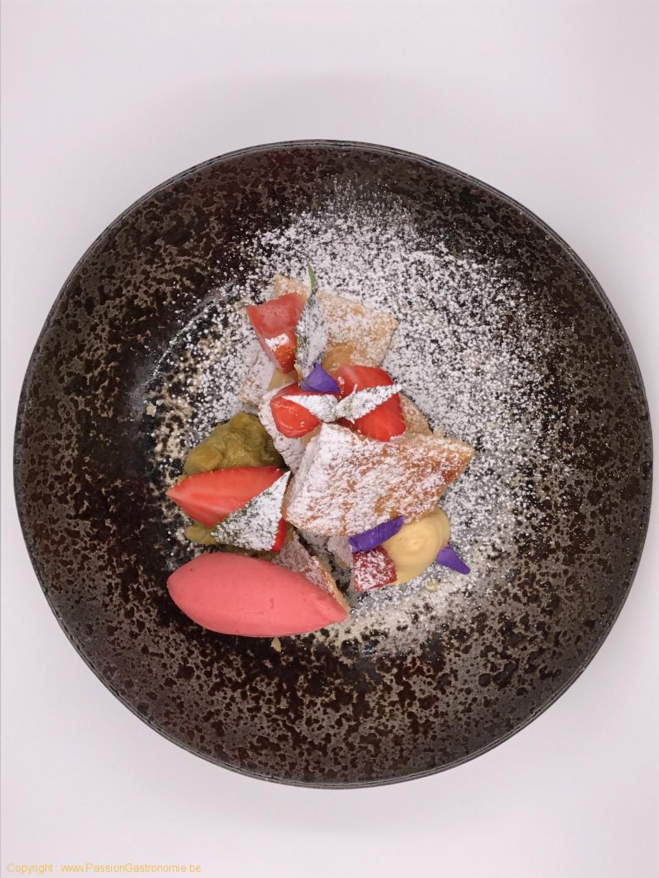 Restaurant Le Mont-A-Gourmet - Le dessert