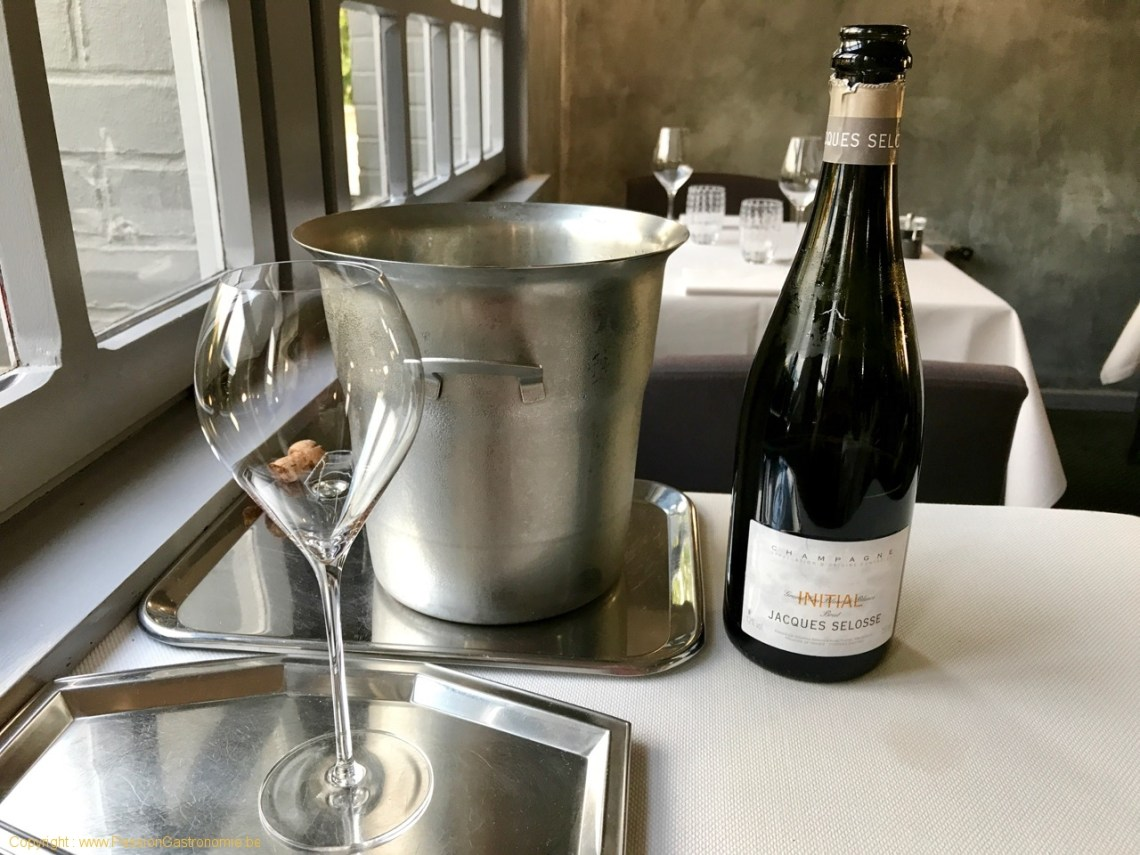 Restaurant Les Gourmands - Champagne Initial de Selosse