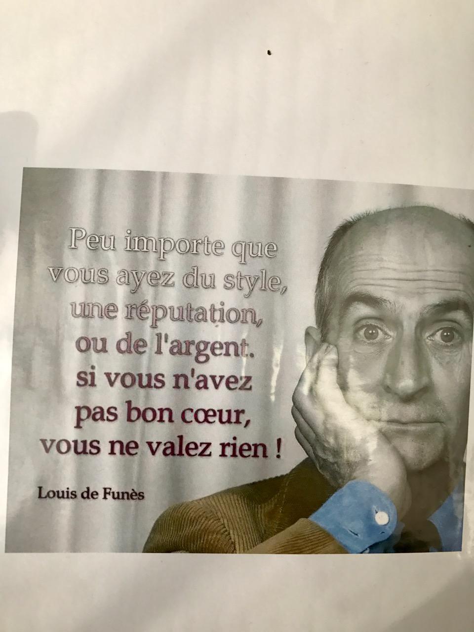 Restaurant Pouic Pouic - Louis De Funès