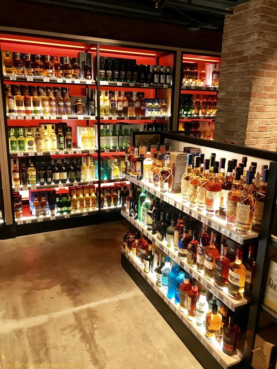 Restaurant Rob - Le coin des alcools