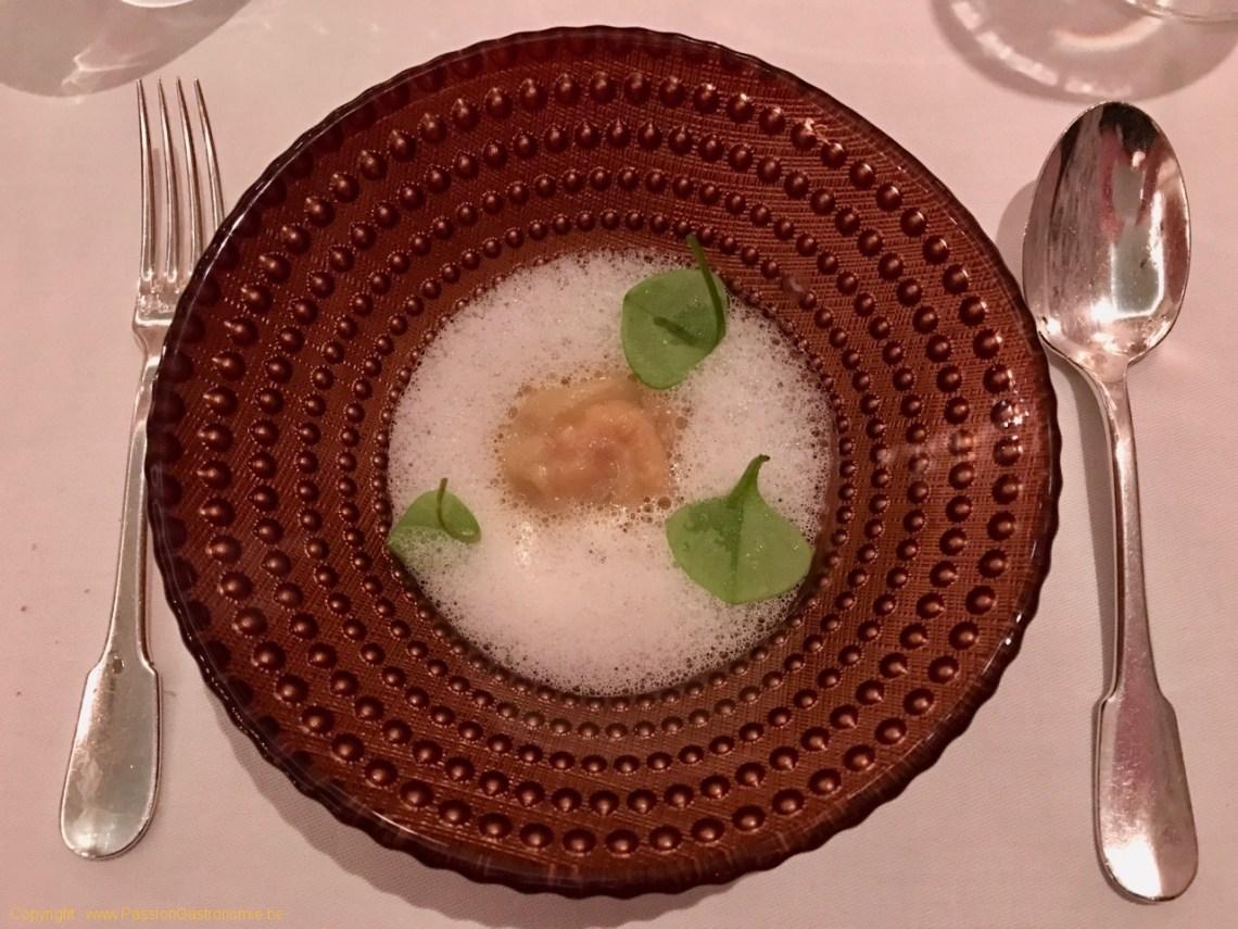 Restaurant Villa Lorraine - Amuse bouche