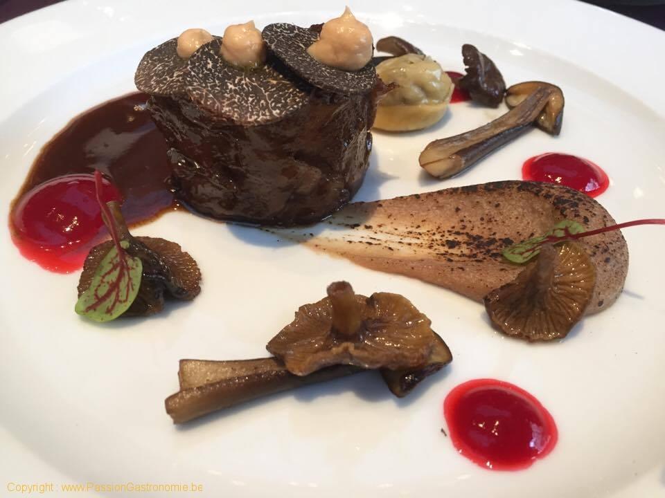 Restaurant Villa Lorraine - Lièvre à la royale