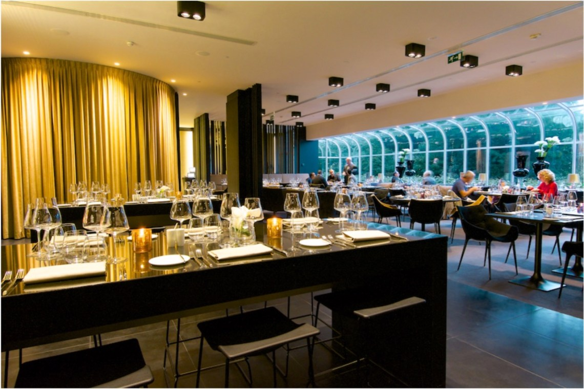 The Restaurant @ The Hotel - Cadre