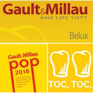 Guide Gault & Millau 2018 Belgique – Les restaurants notés