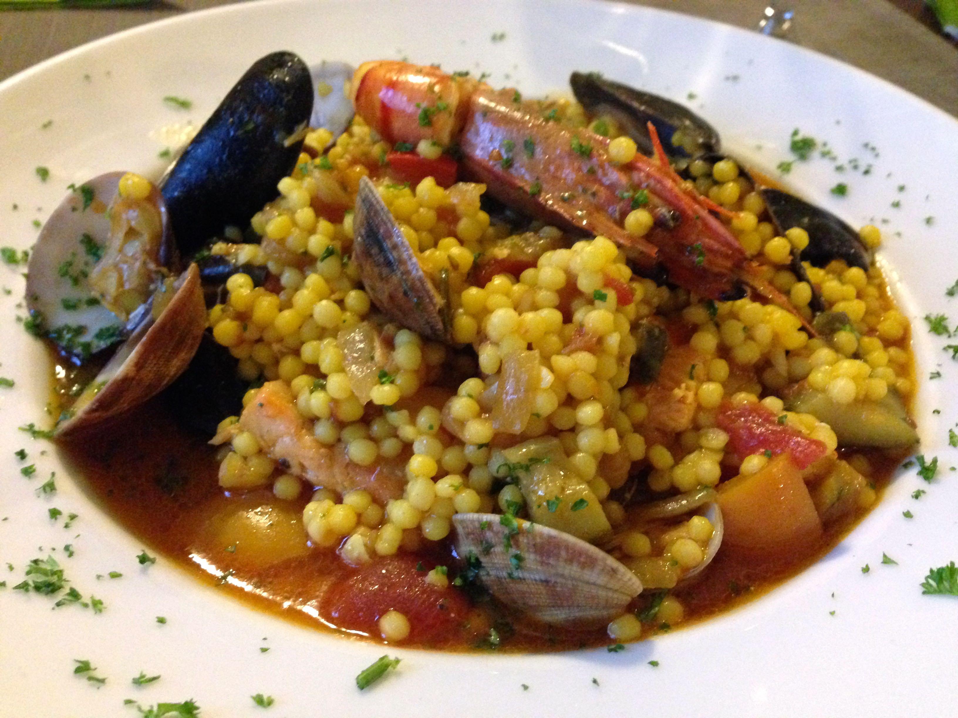 L'Appuntamento, restaurant italien à Gerpinnes