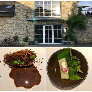 Restaurant La Menuiserie à Waimes (Marcha Portois & Thomas Troupin)