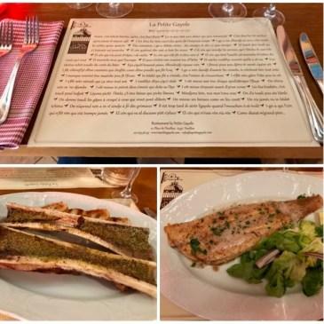 Restaurant La Petite Gayole à Thuillies (Thuin)