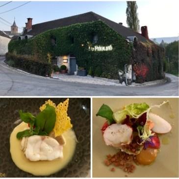 Restaurant Le Prieuré Saint-Géry par Vincent Gardinal