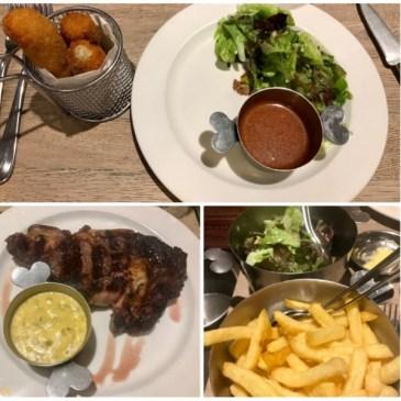 Restaurant Le Faitout à Baudour par Emilie Fernez.