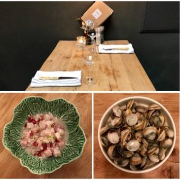 Restaurant Pépite cave à manger par Catherine Mathieu à Namur