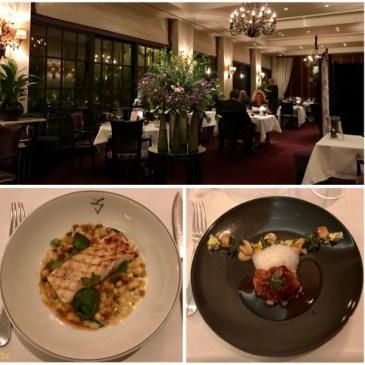 Restaurant La Villa Lorraine à Bruxelles