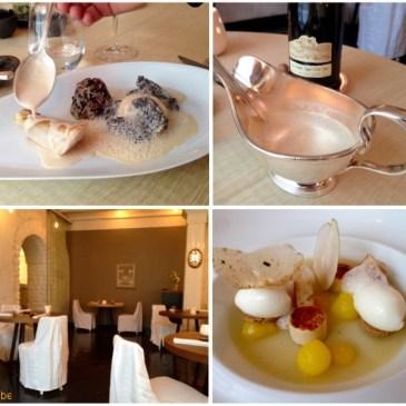 France – Arbois – Restaurant Jeunet – 2 * Michelin – 15/20 au Gault & Millau