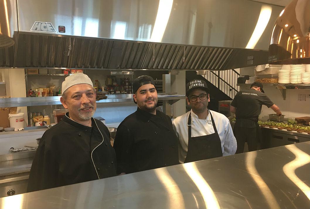 LOV - chefs
