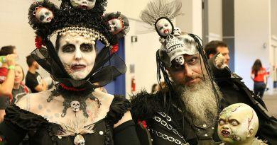 Plus de 60 000 fans au Comiccon Montréal et des costumes incroyables!