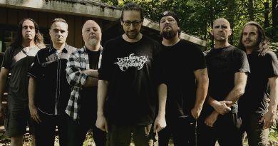 Discussion avec le chanteur de Necrotic Mutation qui était de passage à Heavy Montréal!
