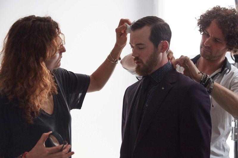 Vincent d'Amérique - Behind the scenes Paul Biron