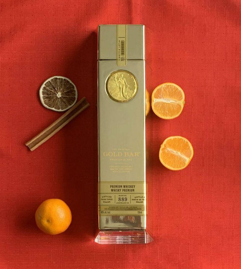 Passion MTL - Noel foodie - Gold Bar Whiskey