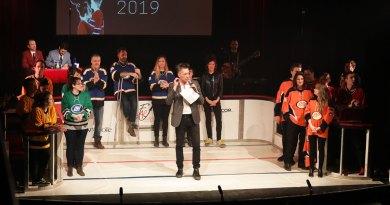L'ouverture de la saison de la Coupe charade de la LNI