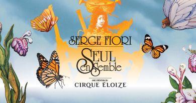 Le spectacle « Serge Fiori, Seul Ensemble » est de retour pour notre plus grand plaisir!