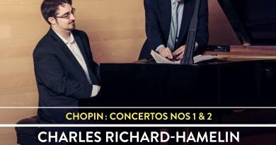 5 questions montréalaises au pianiste Charles Richard-Hamelin