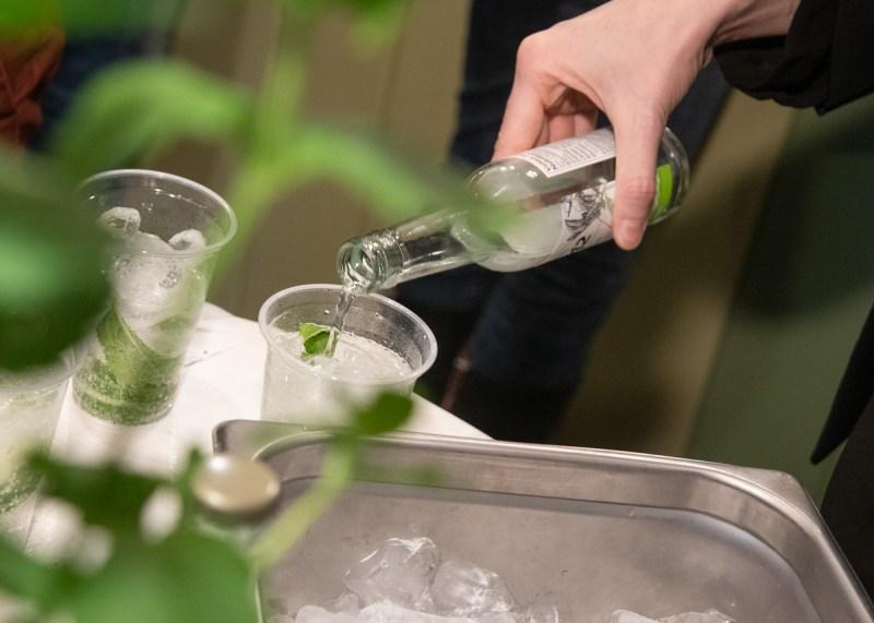 Santé! Vodka photo Pierre-Luc Daoust