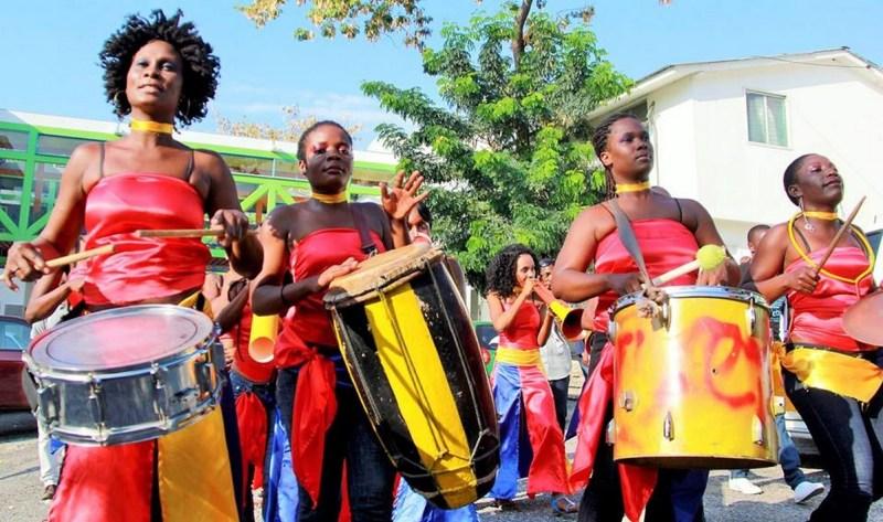 Rara Haiti - par RNH Pâques