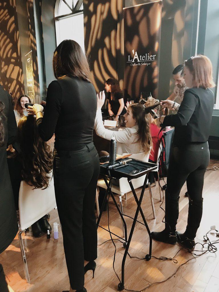coiffure atelier photo Passion MTL