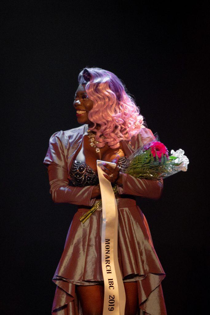 finale de la Compétition Imperial Burlesque gagnante