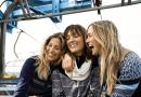 Les soeurs Dufour-Lapointe lancent la collection Tissées Serrées