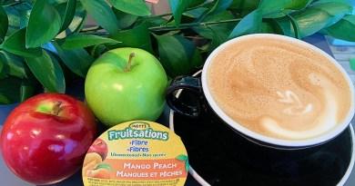 Mott's Fruitsations lance une campagne avec Jason Priestley et Alexandra Diaz