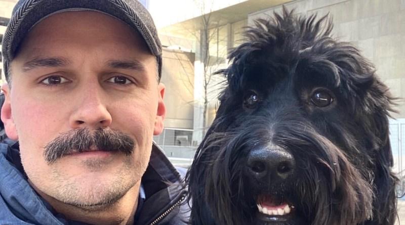 Winston le chien fait découvrir Montréal sous un autre oeil