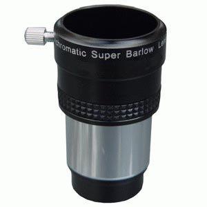 Lentille achromatique de Barlow (2x) BA2 pour télescopes 31,7mm (1,25″)
